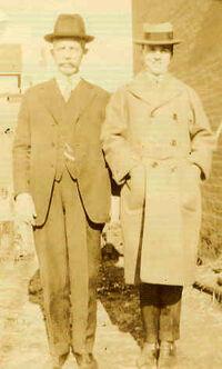 Mclaughlin Enright 1920 circa