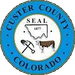 Custer County, Colorado seal