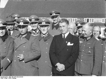 Wernher Von Braun 1912 1977 Familypedia Fandom