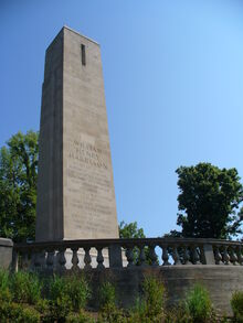 Harrison tomb