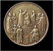 Crowning of Mindaugas and Morta