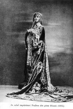 Maria Filotti Teodora 1925