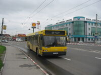 Sibiu MAZ bus 3
