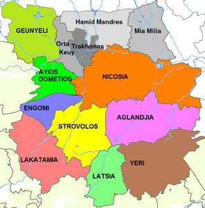 Administrative Divisions (2011 Census)