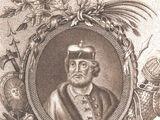 Vasili I Dmitriyevich of Moscow (1371-1425)