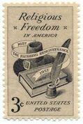 The Flushing Remonstrance Stamp