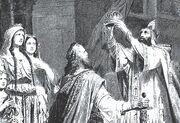Charlemagne coronation