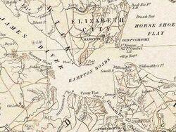 Hampton Roads 1859