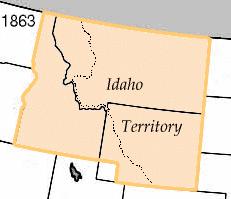 Wpdms idaho territory 1863 idx