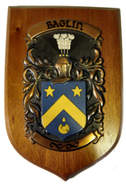 Baglin - Coat of Arms