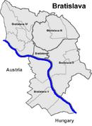Bratislava parts with states
