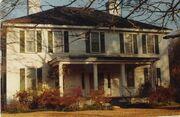 Geer House 1981