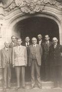 Friedrich Kellner Laubach Courthouse 1948