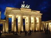 Brandenburger Tor Nachts