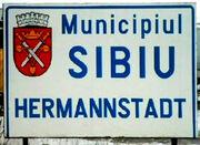 SibiuHermannstadtSchild