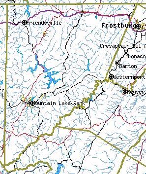 map of garrett county maryland Garrett County Maryland Familypedia Fandom map of garrett county maryland