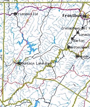 Garrett County Maryland 300x360