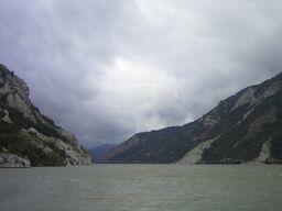 Iron Gate Danube