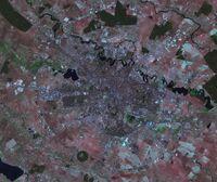 Bucuresti satellite 2005