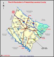 HayesStation Map