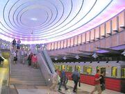Warsaw Metro Plac Wilsona 2