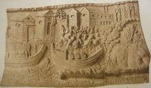006 Conrad Cichorius, Die Reliefs der Traianssäule, Tafel VI