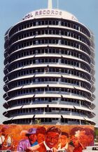 Capitol Records Building LA