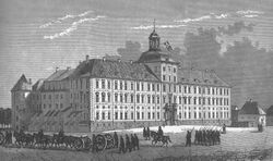 Gottorf in 1864