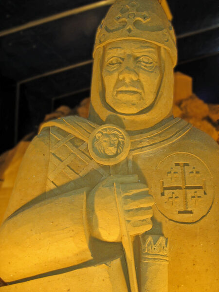 Diederik van de Elzas Thierry, Count of Flanders