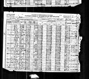 Newsom-Isado 1920a census