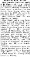 Rose Ann LaPierre - Nagle Obituary