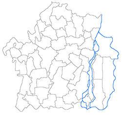 Romania Braila Location map
