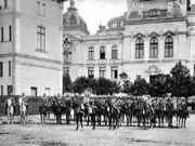 CEC palace and royal guard