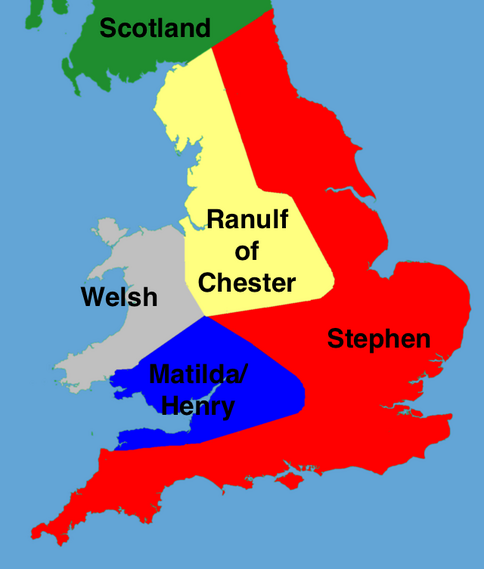 Henry 1153 map