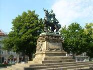 John III Sobieski Monument in Gdańsk 2669