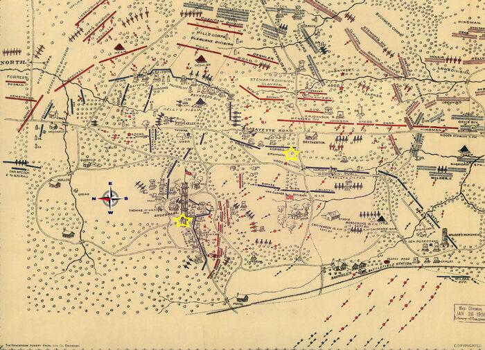 1863-09-20 Chickamauga- Ohio 17th