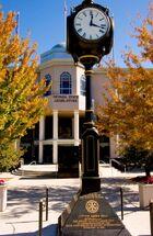 Rotary-clock