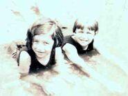 Theresa Siney & Margaret Rice (closeup)
