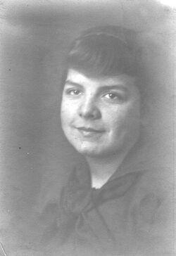CRINGAN, Marie Alexander (1901-1992)