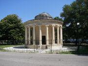 Maitland Monument in Corfu