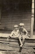 Doris Irene Hunt and Richard Ray Hunt