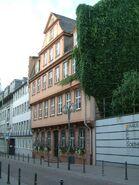 Frankfurt Goethehaus jhl