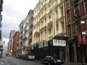 NYC SoHo Green Street