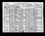 Bailison-Sam 1920 census Bailison-Sam