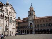 Modena Palazzo Comunale e Duomo