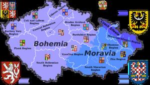 Czech Rep - Bohemia, Moravia and Silesia IV (en)