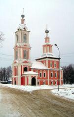 Kazan Church in Uglich