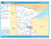 National-atlas-minnesota