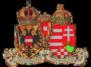 Wappen Österreich-Ungarn 1916 (Klein)