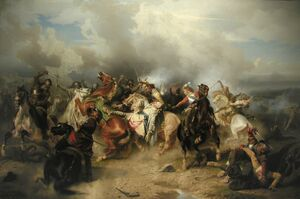Battle of Lutzen